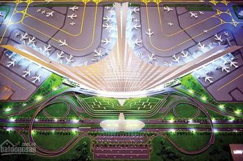 Đừng bỏ lỡ cơ hội đầu tư này, mở bán đất siêu dự án, trung tâm thành phố vệ tinh sân bay Quốc tế