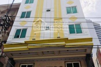 Bán khách sạn MT Đỗ Quang Đẩu, Quận 1. DT 8x20m, 6 lầu, HĐT 310 tr/th, 96 tỷ