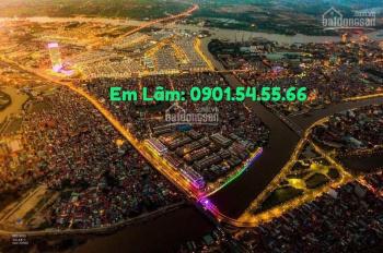 Bán nhà dự án Hoàng Huy Riverside bên bờ sông Tam Bạc Hồng Bàng, Hải Phòng chiết khấu lên tới 11.5%