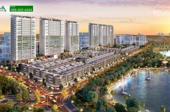 Cần bán chính chủ 2 lô mặt hồ dự án liền kề Khai Sơn Long Biên. Thủ tục nhanh chóng. bao phí.