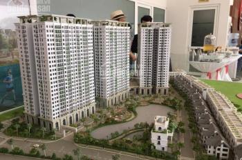 Chính chủ bán căn hộ góc 3 ngủ view bể bơi Hateco Xuân Phương CT1A-18-19 (70m2) giá 1 tỷ 720 triệu