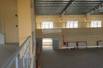 Cho thuê nhà xưởng đường Trần Đại Nghĩa, quận Bình Tân. DT 1.700m2, giá 80tr/th, LH 0936 662 032