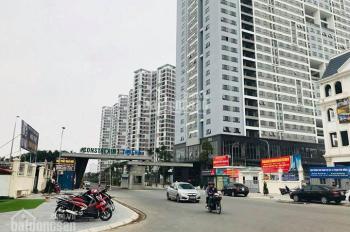 Tôi cần bán căn hộ 2PN (74.5m2) tòa thương mại HH, chung cư 43 Phạm Văn Đồng, ban công hướng Nam