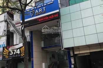 Cho thuê nhà mặt phố Trần Phú diện tích 160m2 mặt tiền 10m. Vị trí siêu đắc địa nhà kiểu biệt thự