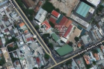 Chính chủ bán nhà hẻm Phước Long ngang gần 7m phù hợp xây căn hộ, phòng trọ cao cấp