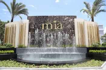 Chính chủ bán Sài Gòn Mia căn hộ sân vườn tầng 5 giá 4,5 tỷ/130m2, tặng sân vườn 52m2. 0902175715