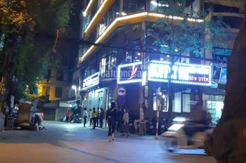 Cho thuê nhà mặt phố Nguyễn Phong Sắc, DT 50m2 x 6 tầng, mặt tiền 4m. Liên hệ: 0948 181 656.