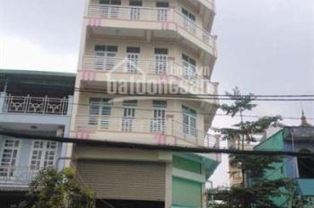 Bán nhà mặt tiền Cao Thắng, Q 3, DT: 12x14m, hầm, 7 lầu, giá: 140 tỷ