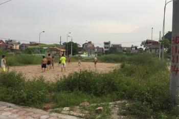 Bán đất trúng đấu giá thửa số 01 căn góc tại thôn Du Ngoại, xã Mai Lâm, huyện Đông Anh, Hà Nội