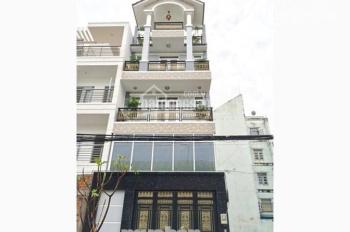 Cần Cho thuê Nhà Mặt Tiền đường Số 2 khu Cư Xá Bình Thới DT 4.5 x 20m, 1 trệt 3 lầu Mới giá 30tr/th