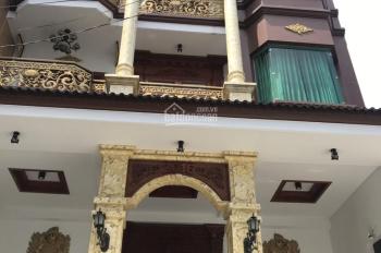 Nhà HXH 8m Nguyễn Văn Lượng, 4 tầng, DT 6x17m, thu nhập 33tr/tháng. LH 0888444589