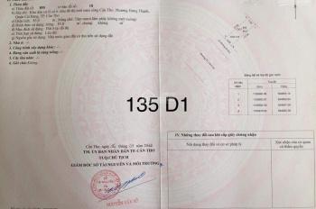 Kẹt tiền bán gấp nền trục chính đường D1 khu Hồng Loan 6A, có sổ hồng, giá mềm 2 tỷ 650 triệu