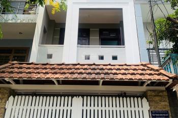 Bán nhà mặt tiền đường 12m DT 4x17 1 trệt 2 lầu ST p17 Gò Vấp