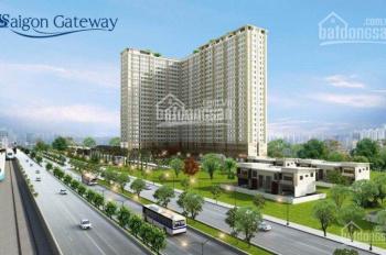 Bán căn hộ Sài Gòn Gateway giao nhà ngay giá bán nhanh 1 tỷ 9, lầu đẹp, 0938 191 353