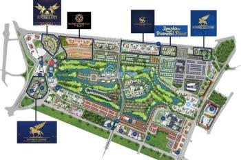 Suất ngoại giao Sunshine City - Ciputra, căn 3PN chỉ 3.7 tỷ căn đẹp, vay LS 0%. Nhận nhà quý I/2020