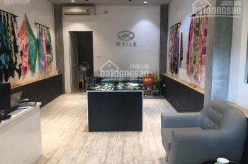 Sang nhượng cửa hàng thời trang mặt phố Tôn Đức Thắng, 40m2, MT 5m, giá thuê 30tr/tháng