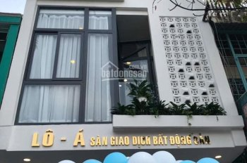nhà N căn mặt tiền 200 Cao Đạt, Q5, 4x16, 4 tầng lầu, 25tr/th. Lh 0903.805.458 chị Châu _MTG