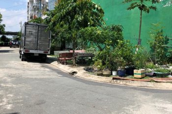 Bán đất chính chủ KDC Đại Hải, Hóc Môn lô góc 2MT 6x19m