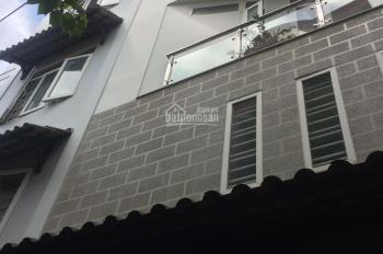 Cho thuê nhà hẻm xe hơi 545/6 Huỳnh Văn Bánh, Phú Nhuận