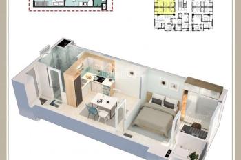 Chuyên bán căn hộ Hoà Khánh 35m2 hỗ trợ vay vốn 70% giá trị căn hộ, LH: 0901161803