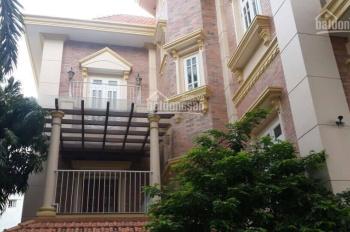 Bán biệt thự sân vườn HXT Hoàng Văn Thụ, DT: 18x21m, 3 lầu, hồ bơi mini HD thuê 5000$/th, Giá: 55