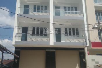 Nhà mới 2 mặt tiền hẻm xe tải Kinh Dương Vương, 4x16m, 3.5 tấm chỉ 6.2 tỷ