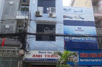 Bán nhà mặt tiền đường Nguyễn Biểu - Trần Hưng Đạo, Quận 5 (3.6 x17m), trệt, 4 lầu, giá 16.5 tỷ