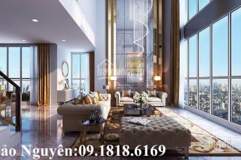 Cần bán gấp căn hộ CC DT 112m2 - 3N - 2P Thăng Long Number One, mặt đường Khuất Duy Tiến, Hà Nội