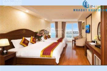 Bán khách sạn 18 phòng xây 8 tầng phố Nguyễn Trường Tộ