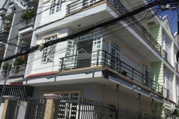 Nhà Mới Góc 2 Mặt tiền kinh doanh đúc 3 tấm S:5x10m Sân thượng