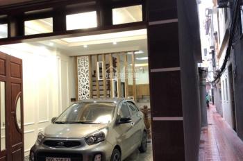 Bán nhà Hồ Tùng Mậu, Nguyễn Đổng Chi, Nam Từ Niêm 55m² x 5T mới, ô tô 4 chỗ vào nhà 6,6 tỷ