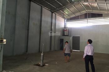 Cho thuê kho xưởng MT Phan Anh, đường lớn, DT: 200m2, giá: 35tr