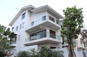 Bán biệt thự Tràng An Complex số 1 Phùng Chí Kiên. DT 227m2. XD 3,5 tầng, giá 26 tỷ