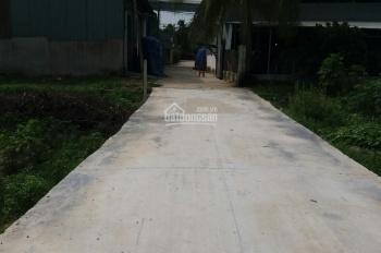 Bán đất đường bê tông gần ủy ban xã Bình Minh, TP Tây Ninh. 65tr/m ngang