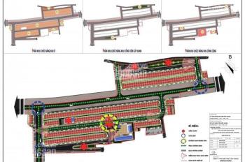 Bán đất dự án khu đô thị mới 379 Tân Mỹ liền kề chợ Mía, kinh doanh sầm uất, hotline: 0985.826.887