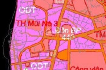 Bán 2 lô đất mặt tiền đường Nguyễn Minh Châu, Mũi Né, Phan Thiết, Bình Thuận, giá 10.7tr/m2