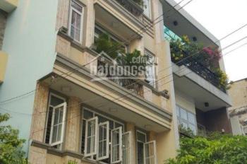 Nhà mặt tiền Nguyễn Biểu - Nguyễn Trãi, 4 lầu nhà đẹp giá chỉ 16 tỷ