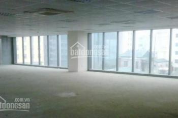 Cho thuê 1200 m2 văn phòng tại Tam Trinh, hoàn thiện trần, điều hòa, giá 210 nghìn/m2/tháng