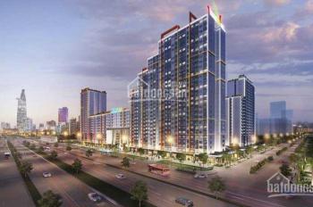 Cho thuê CH 1PN 52m2 New City view sông SG cực đẹp, full NT, giá 13tr/tháng. LH: 0901446896 Hiếu