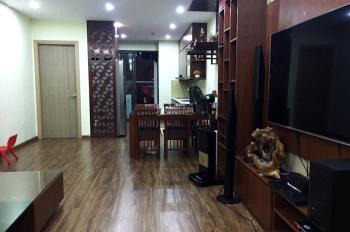 Chính chủ cần bán lại căn 2-3 phòng ngủ full nội thất, tầng đẹp, giá tốt nhất chung cư 87 Lĩnh Nam