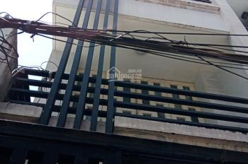 Bán nhà hẻm 4m đường Hậu Giang, P11, Q. 6, DT: 3x18m (44,2m2 xd) 2 lầu, 4.5 tỷ TL