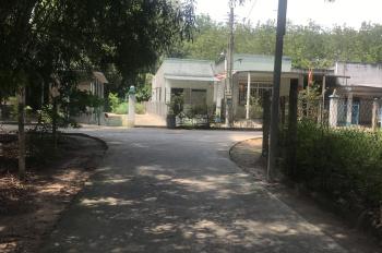 Đất sau trường tiểu học Định Hiệp lô góc 2 mặt tiền đường bê tông thông ĐT 750 có 200m2 thổ cư