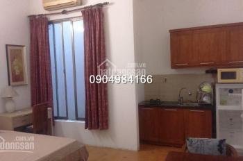 Cho thuê căn hộ dịch vụ đủ tiện nghi vào ở luôn phố Trần Phú, giá 6,6tr/tháng
