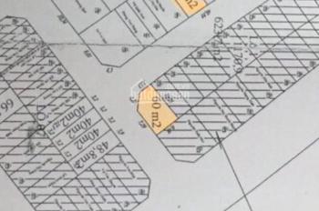 Bán gấp đất phân lô phố Thiên Hiền, DT: 65.8m2, MT: 5m2 vuông vắn