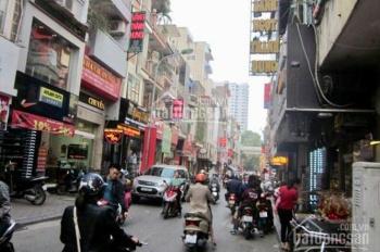 Bán nhà mặt phố Hoàng Đạo Thành, Thanh Xuân, KD sầm uất, 7.4 tỷ