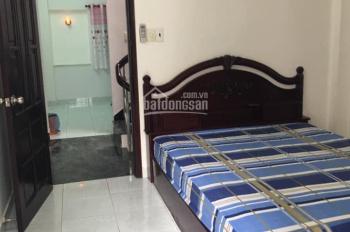Nhà hẻm 8m Nguyễn Thiện Thuật 250m2 4 lầu 5P, full nội thất 20tr/th