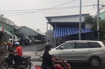 Bán nhà mặt tiền 146 Bình Trị Đông, Bình Tân, đang cho thuê làm bãi xe, Kinh doanh tốt,0983159258