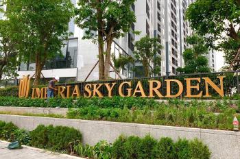 Mở bán căn góc 02 toà D, tầng trung, Ký HD trực tiếp CĐT, Imperia Sky Garden CK 4%, LS 0%