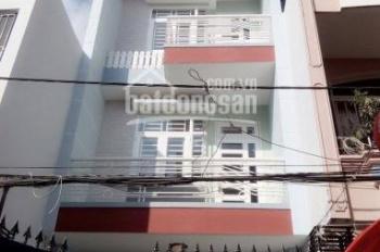 Bán nhà HXH Trần Quang Diệu 4.5 x 14 nở hậu 5m trệt 3 lầu st nhà đẹp ở ngay giá 8.2 tỷ