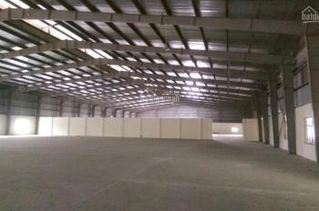 LH: 0981 506 832, cho thuê kho xưởng tại lô 8A KCN Tiên Sơn, Từ Sơn, Bắc Ninh, DT từ 600m2 - 8500m2